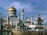 Nation of Brunei, the Adobe of peace