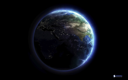 Day-Night - wallpaper, day-night, earth, beautiful