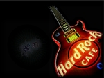 Hard Rock Cafe Guitar