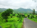 Way to Purandar