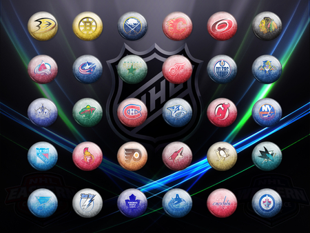 NHL Logo Wallpaper - wallpaper, teams, 2012, logos, nhl