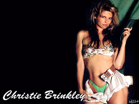 Christie Brinkley - model, uptown girl, beauty, christie