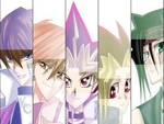 Yugioh Characters (some)