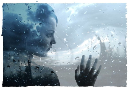 Rain and my thoughts - missing, window, alone, rain drops, sad girl, rain, girl, lonely, love, lovely girl, thoughts, loneliness, sadness, missing you, pain, fingers, lovely face