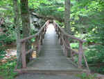 Bridge At Little Otter Creek Trail