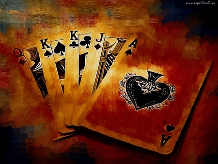 cards - old, cards, poker, blackjack
