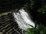 Otter Creek Waterfalls and Dam