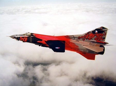 wallpaper mig 23 fighter - photo #44