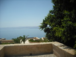 balcony to dead sea