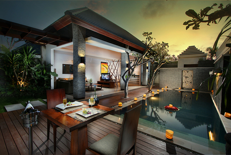 Bali Houses Architecture Background Wallpapers On