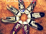 Converse Make The World Go Round