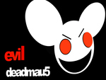 Evil Deadmau5 1366x786 Wallpaper