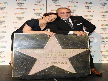 EMILIO&GLORIA STEFAN - usa, music, entertainment, tour