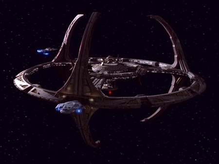 STAR TREK: DEEP SPACE NINE - usa, entertainment, movies, action