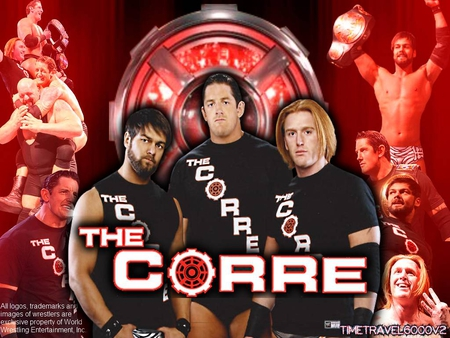 The Coore - wrestling, the coore, wwe, sports