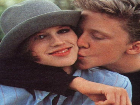 ANTHONY MICHAEL HALL & MOLLY RINGWALD - Actors & People ...