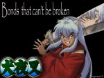 inuyasha and sesshoumaru bonds