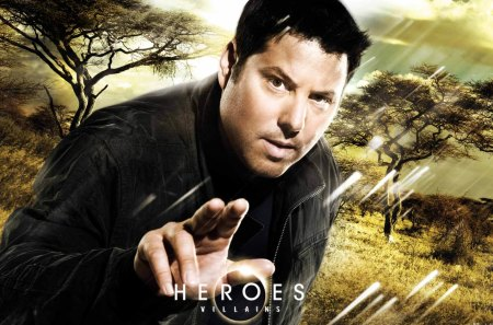 Matt Parkman - heroes, people, matt parkman, celebrity, greg grunberg, actors, tv series, entertainment