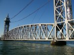 Cape Cod Railroad Bridge Lowered