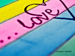 Coloring Love
