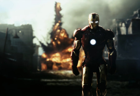 Iron Man - movie, iron man