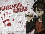high school of the dead takashi