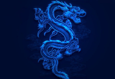 Dragon - 3d, wallpaper, gallery, dragon