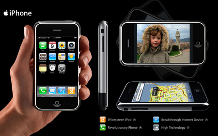 iPhone - iphone, apple