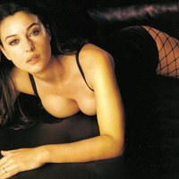 Monica Bellucci madame matrix