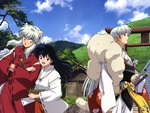 Kagome and the half-brothers