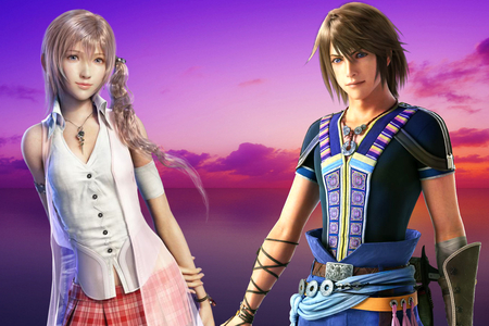 Noel and Serah - noel, final, serah, fantasy