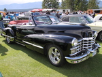 Cadillac 1946 in Radium Hot Springs car show 58