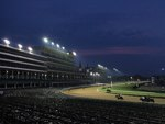 Churchill Downs at Night