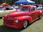 Chevrolet 1946 at the Radium Hot Springs car show 65