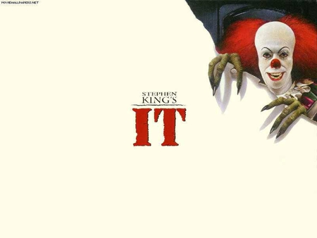 Stephen King's It - horror, excitement, films, entertainment