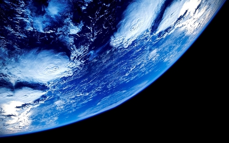 Beautiful Earth - earth, beautiful, blue, love, space, beauty