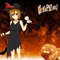 K-On Halloween ~ For my friend Kitsune