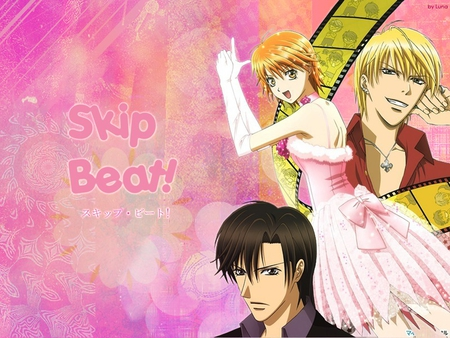 Skip Beat Wallpaper - Other & Anime Background Wallpapers on ...