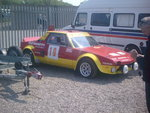 Fiat X19 Abarth Rally