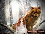 Renesmee And Wolf Jacob