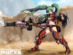 miku version monster hunter