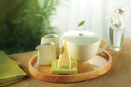tea time - green, time, cup, tea, china