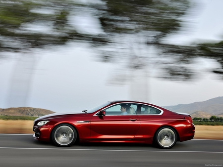 BMW 6-Series Coupe (2012) - car