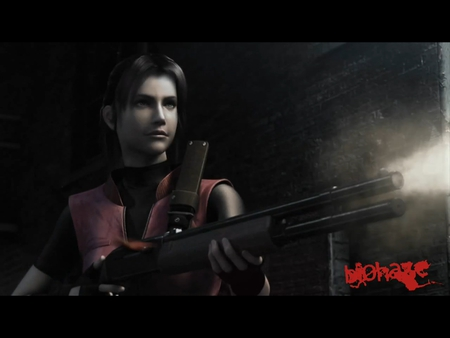 Claire Redfield - evil, claire, degeneration, redfield, resident