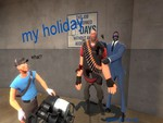 spy holiday
