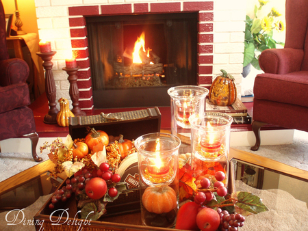 Fireplace - Houses & Architecture Background Wallpapers on Desktop ...