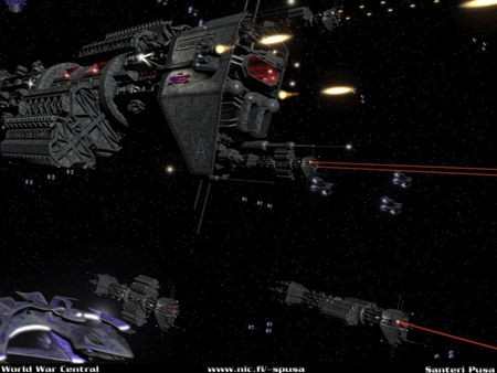 fire at will - stars, fighters, firing, starships