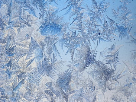 frost on glass wallpapers - photo #20