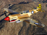 Curtiss P40-N Warhawk
