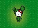 Hello Kitty Cactus Buddy